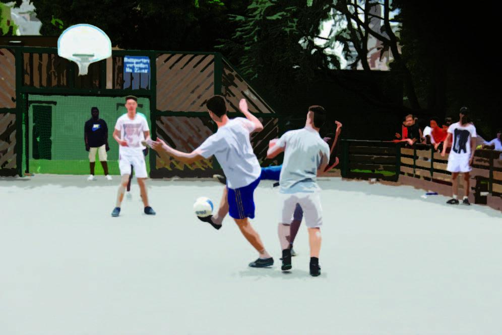 voetbal toernooi generation3000
